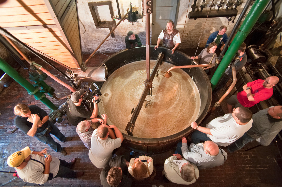 Brasserie à vapeur - Brewery(1)
