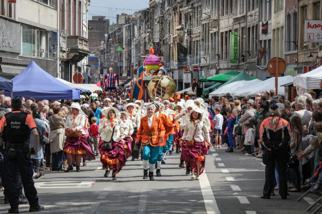 Liège : les fêtes du 15 août sont bien prévues ! Mais elles seront ''light''