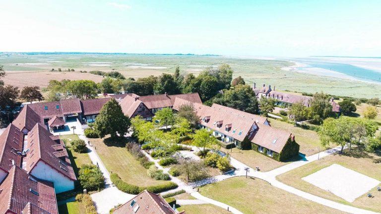 Offre Privilège Vacancesweb le Cap Hornu, un hôtel les pieds dans l'eau de la Baie de Somme