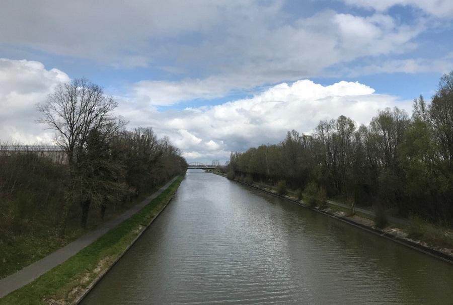 Canal Courtrai-Bossuit