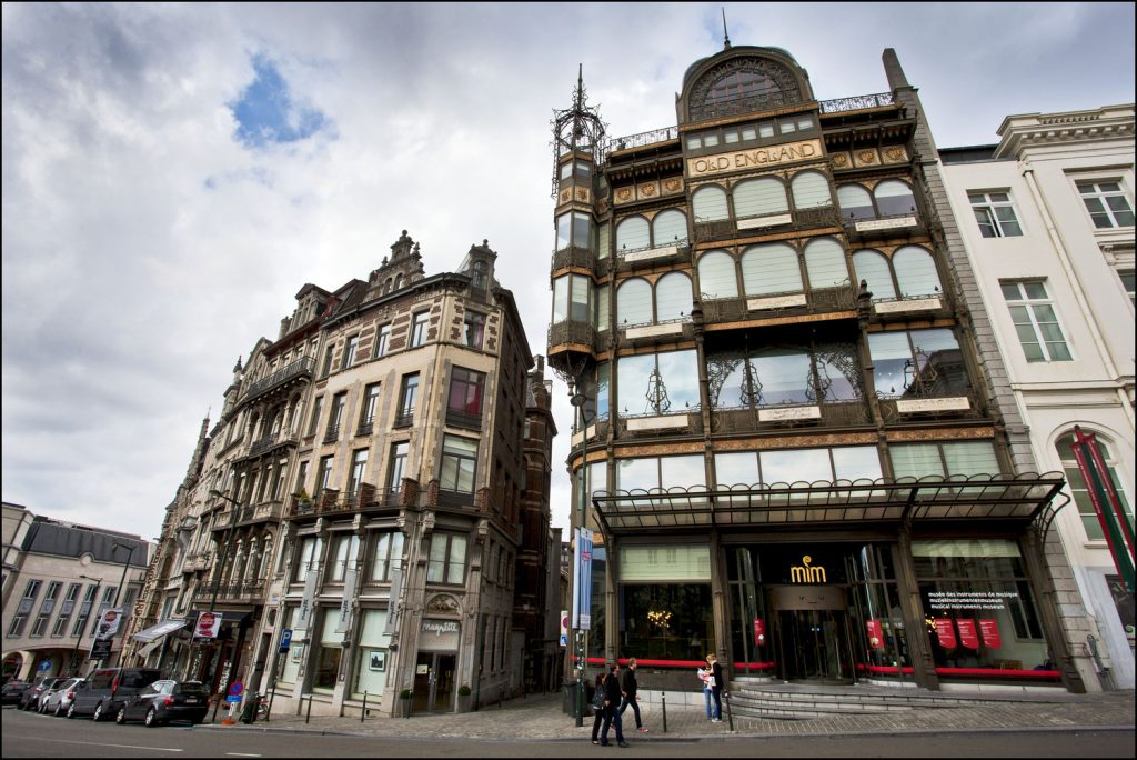 Bruxelles : Top 10 des maisons art nouveau à visiter