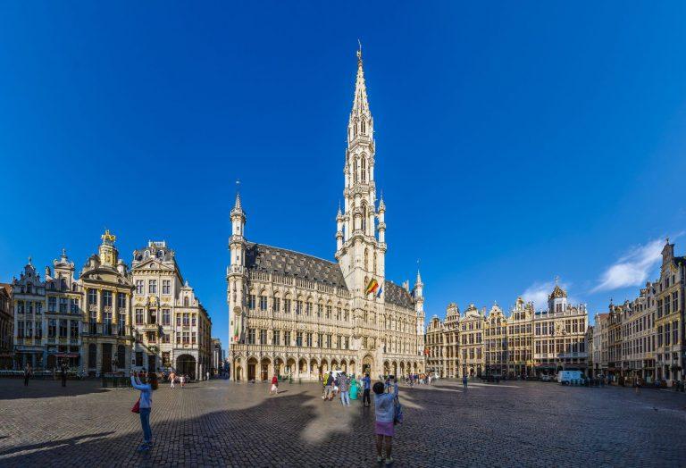 48 uur als koppel in Brussel