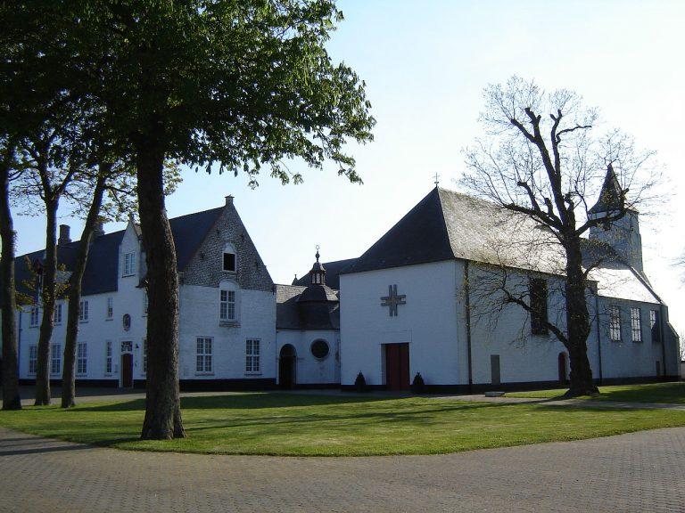 Cette abbaye brugeoise ouvrira ses portes au public pour la première fois en 400 ans !