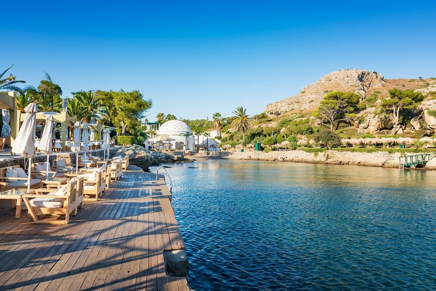 Kallithea, ses hôtels et restaurants
