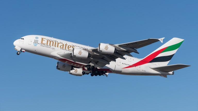 Exit Airbus A380, het grootste passagiersvliegtuig ter wereld