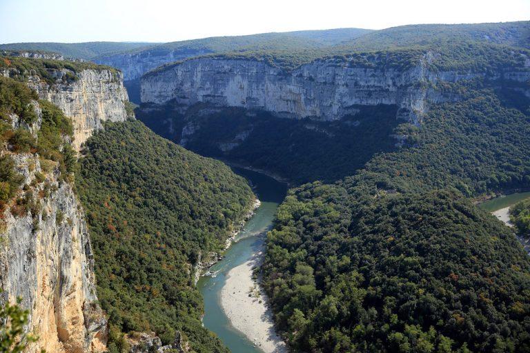 France : l'alcool interdit dans les gorges de l'Ardèche !