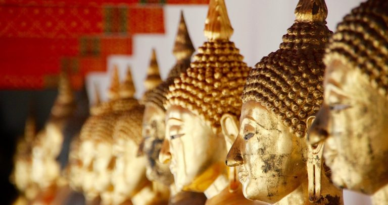 Bangkok, een stad om van te houden