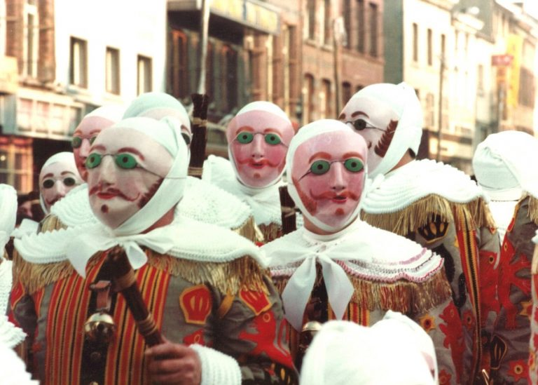 3 Carnavals en Wallonie à ne pas manquer