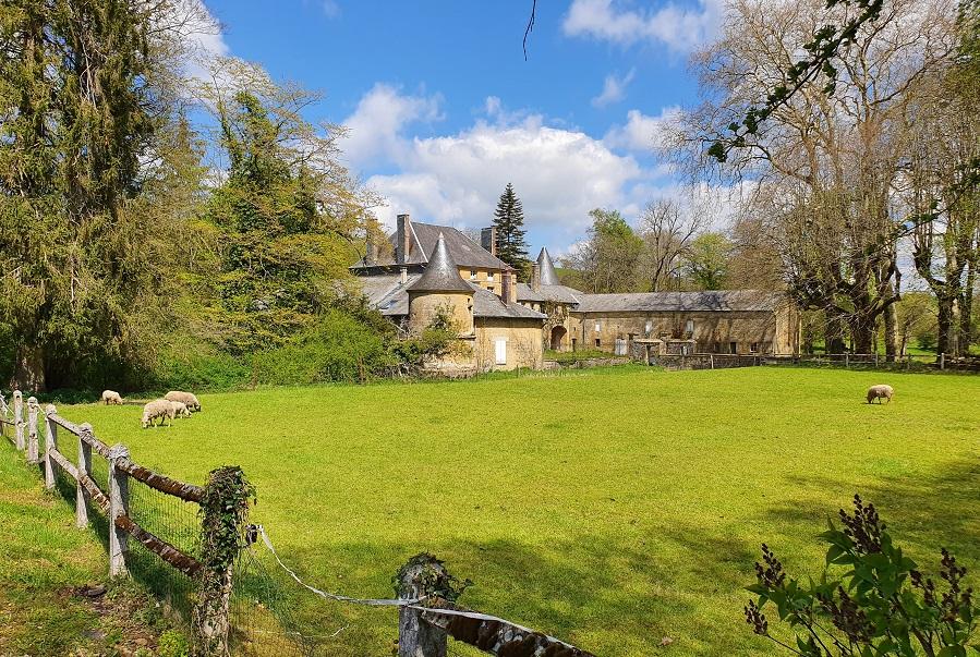 La Boucle des Châteaux - Château Gruyère