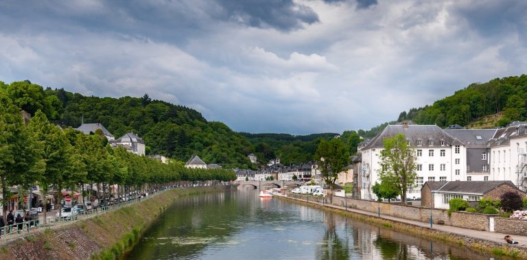 Waterrijk Wallonië
