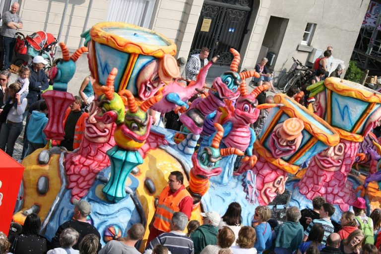 3 Carnavals en Brabant wallon