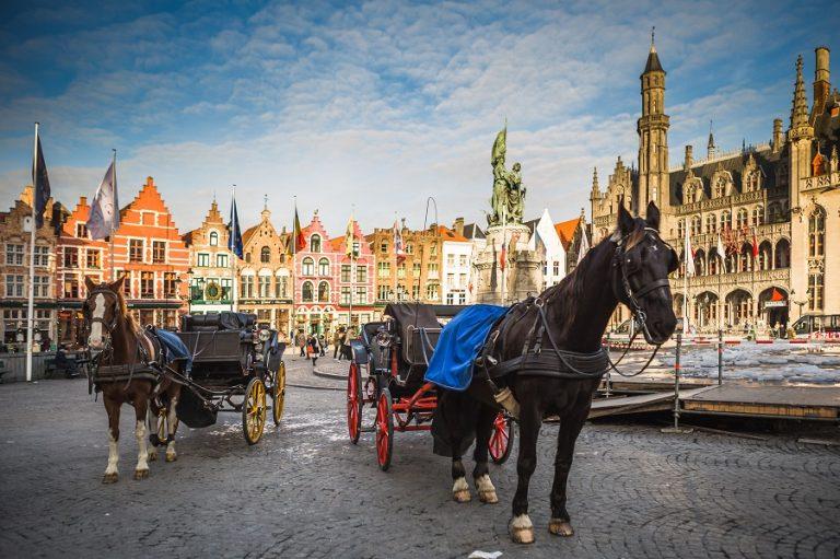 Deze Belgische stad lokte deze zomer meer dan 1 miljoen bezoekers!