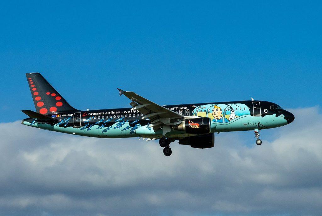 Brussels Airlines : Une astuce pour ne pas faire la file à l'aéroport !