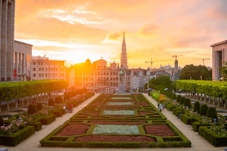 """""""Summer Pop"""": rondtrekkende feestdorpen komen deze zomer naar Brussel"""
