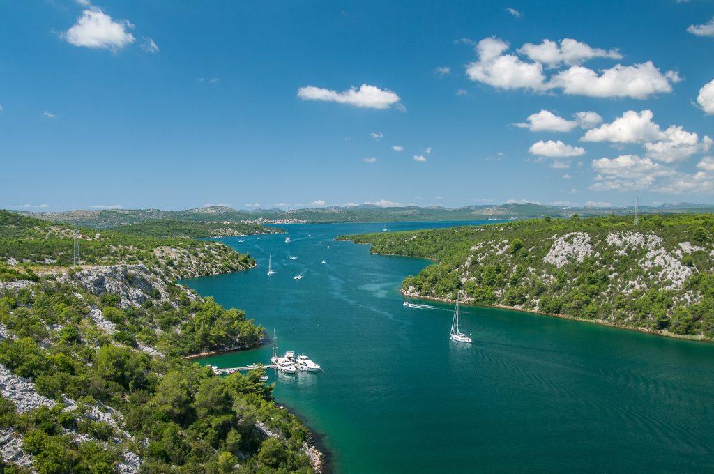 Des îles, encore des îles et Korcula, une des plus belles de Croatie