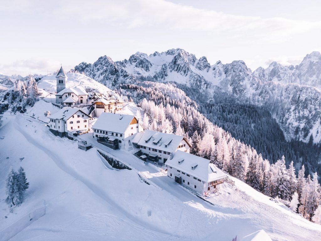 Ski : Autorisé en Italie !