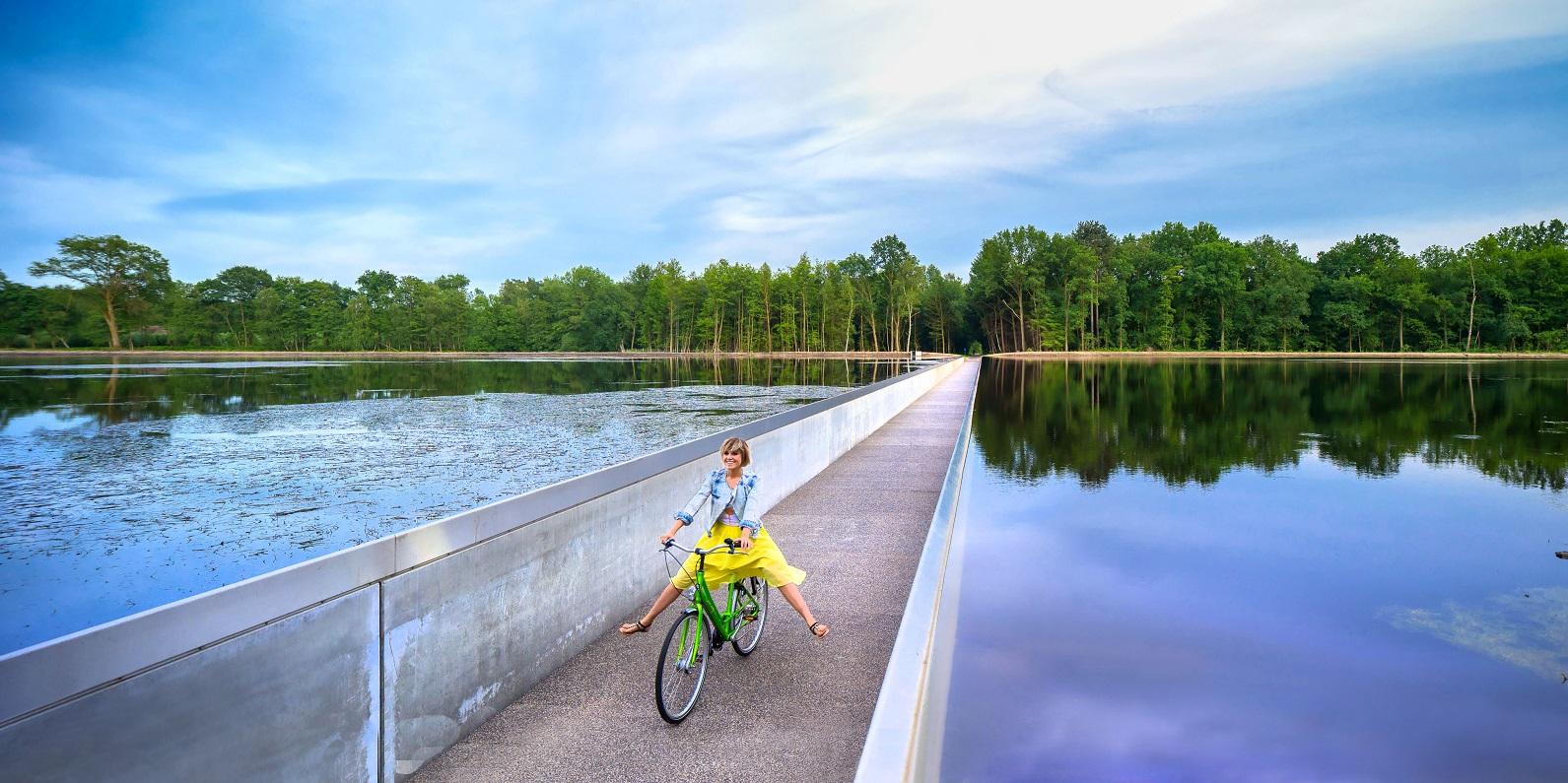 Limburg per fiets