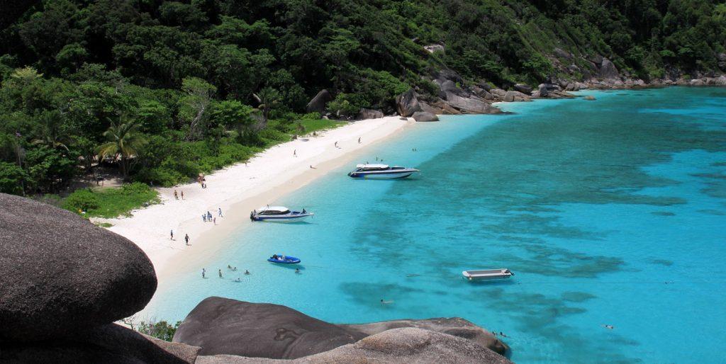 D'île en île en Thaïlande