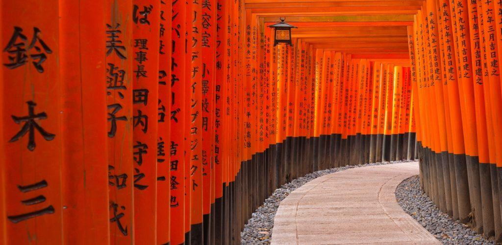 Tokyo et Kyoto