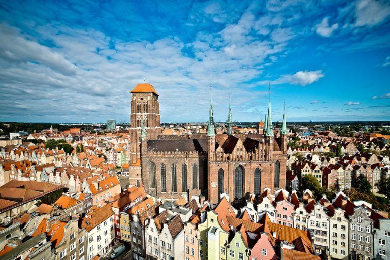 Het charmante Gdańsk