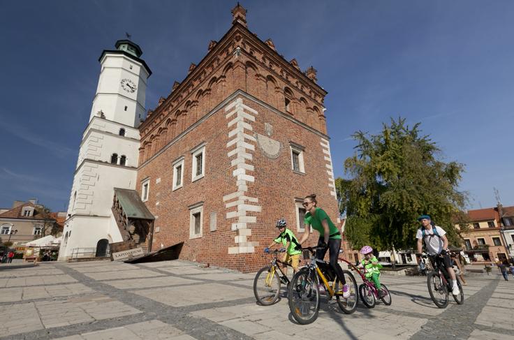 Sandomierz stad