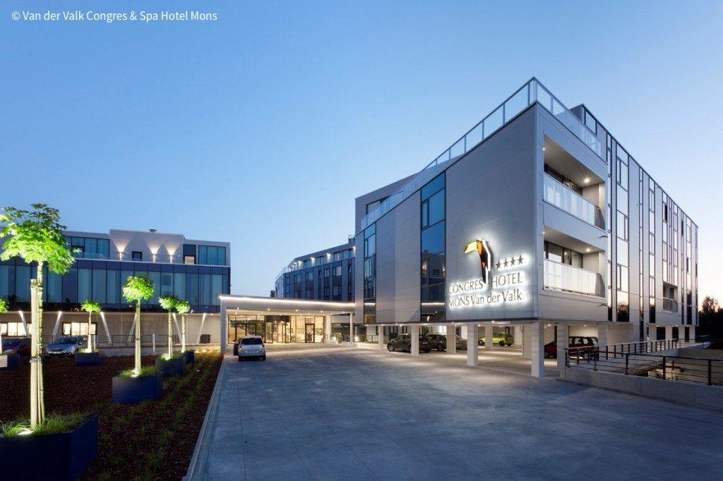 Séjour bien-être dans le complexe hôtelier du Van der Valk Congres & Spa Hotel Mons