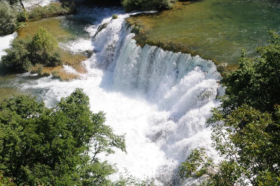 Skradinski waterval