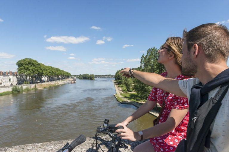 De mooiste fietsroutes in de buurt van Orléans