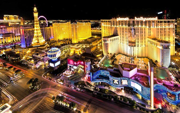De 5 mooiste casino's van Las Vegas