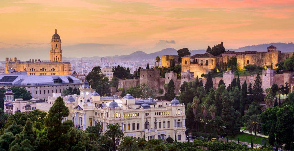 De wereld ligt aan je voeten in Spanje