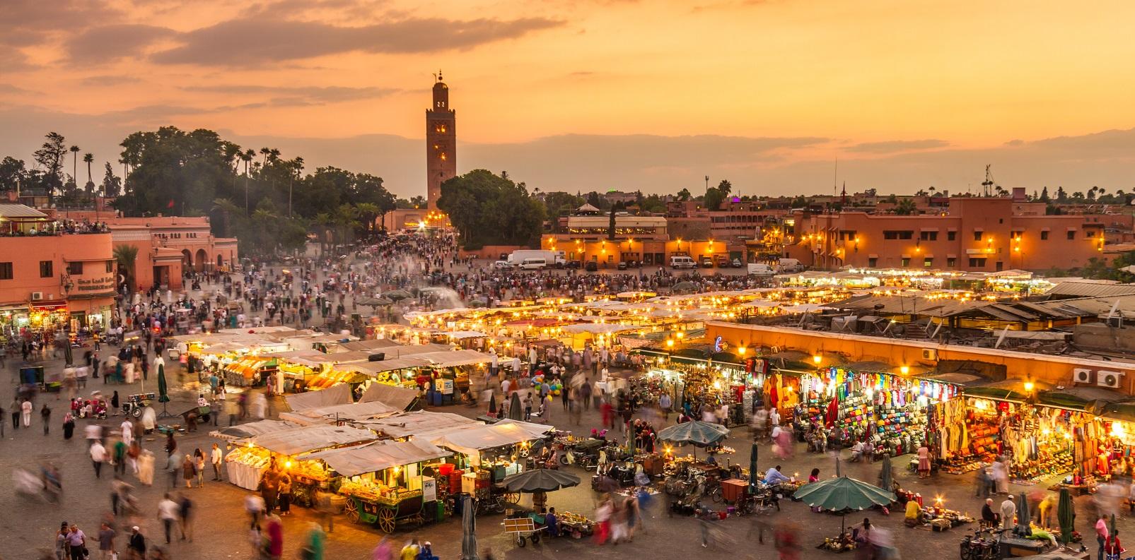 Marrakech : La ville qui chatouille vos sens