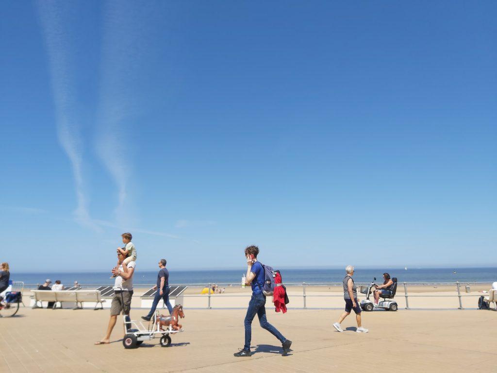 Ostende : Le système d'inscription pour les plages va faire son retour !