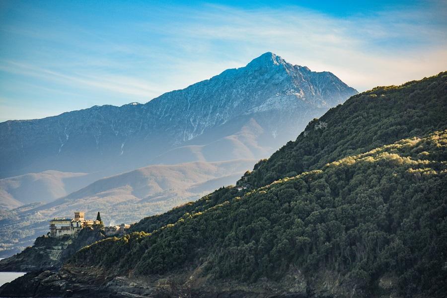 Un pays secret : le mont Athos et ses monastères