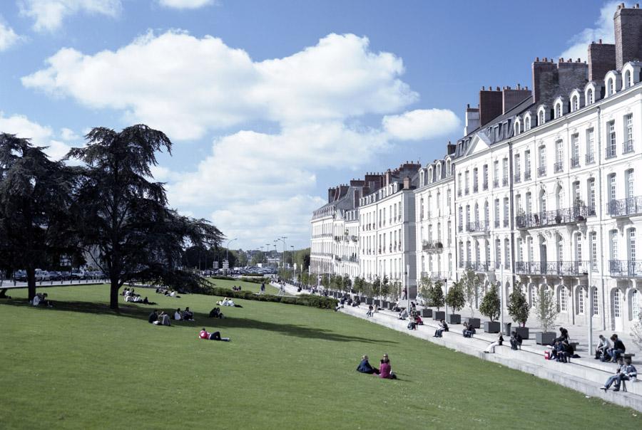 Nantes la verte