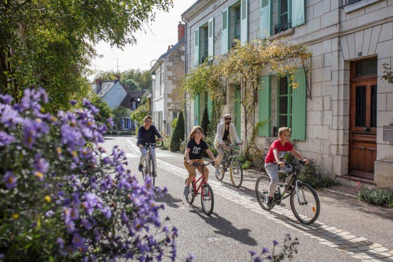 Loches : Partez à vélo à la conquête de cette cité royale !