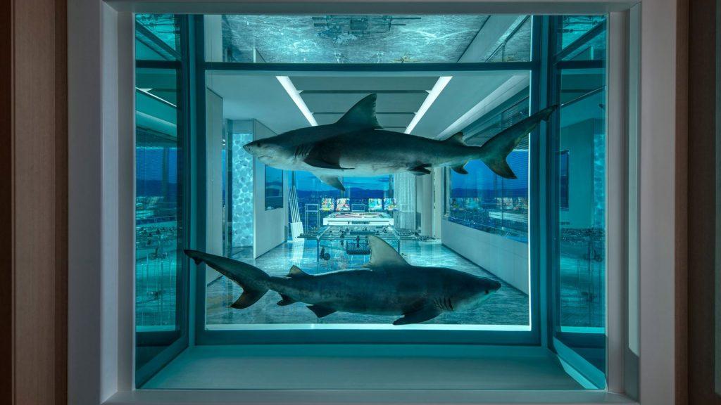 Voici à quoi ressemble une chambre à 100.000 dollars la nuit !