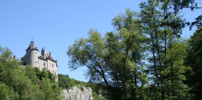 Waalse kastelen raken stilaan uit de lockdown