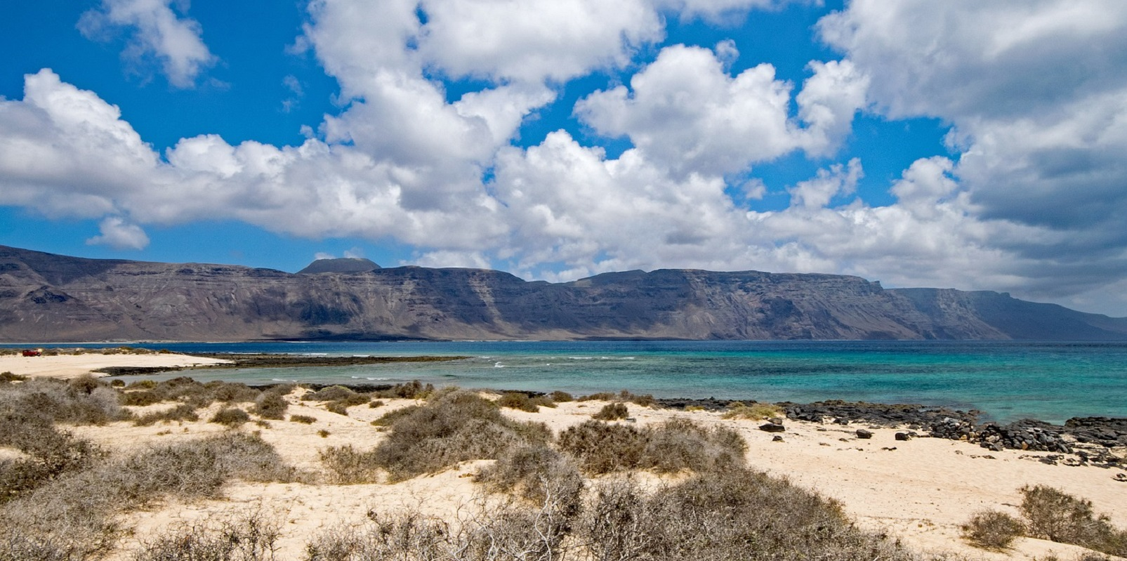 Découverte de Lanzarote