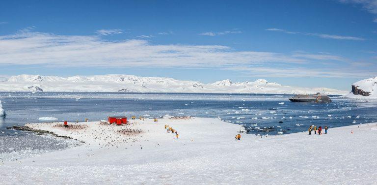Ontmoeting in Spitzbergen
