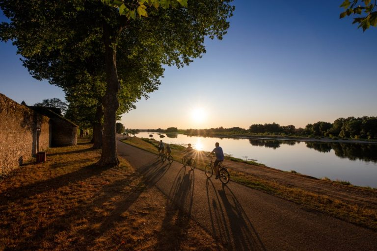 Partez le long de la Loire à vélo !