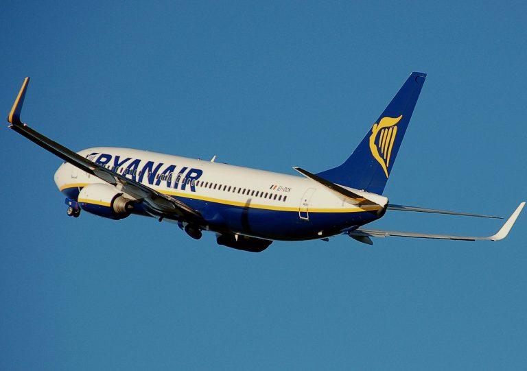 Ryan Air : 11 nouvelles routes, 200 nouveaux emplois !