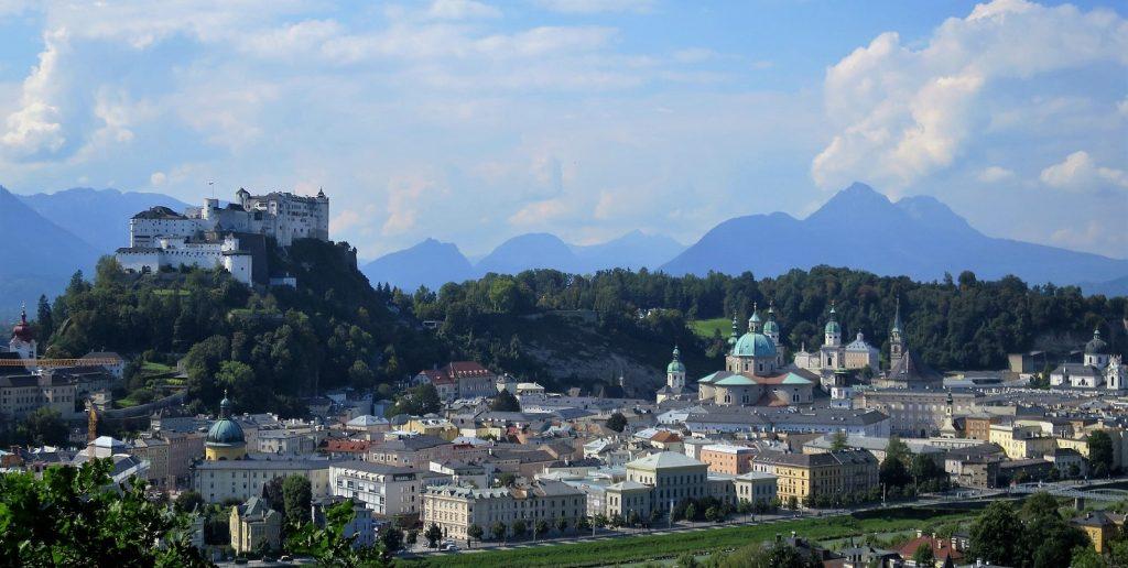 A Salzbourg