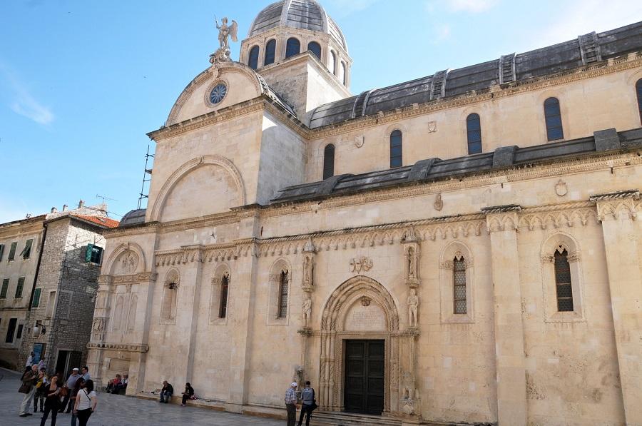 Sibeniik de Sint Jacobskathedraal