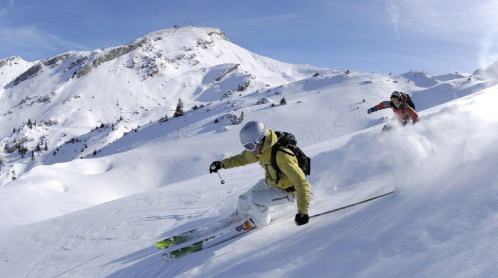 France: A vos skis, la saison d'hiver est lancée !