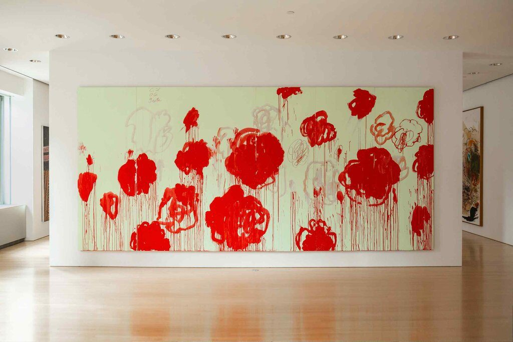 Video: werken van Piccaso en Warhol te koop voor 600 miljoen euro!