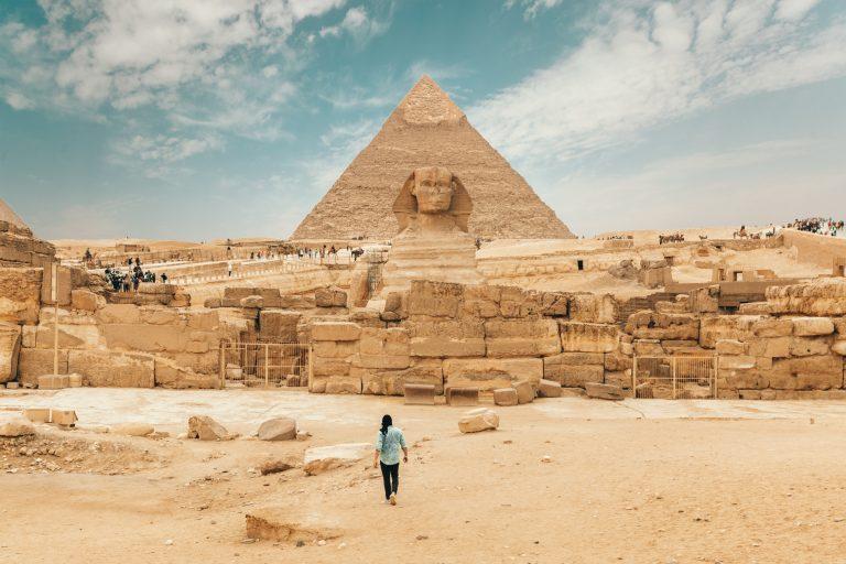Ongelooflijke ontdekking van vestingen in Egypte