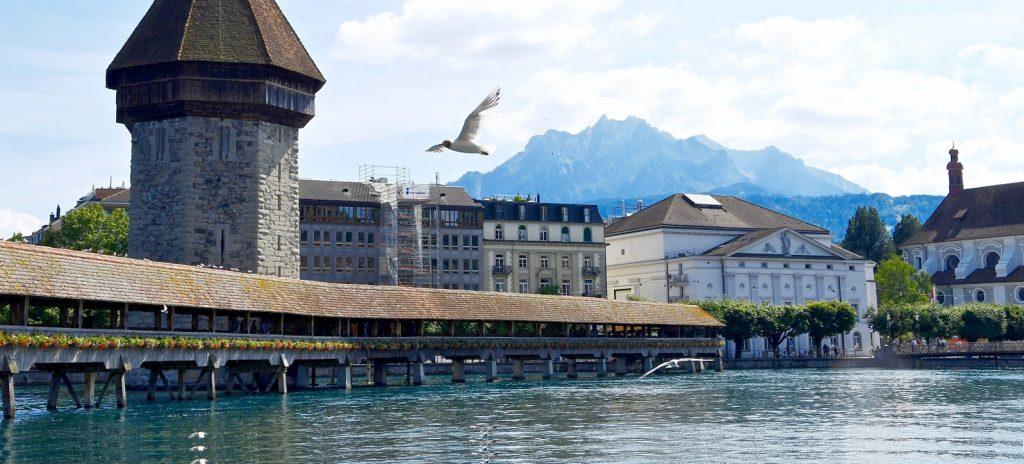 Van Zurich naar Zermatt