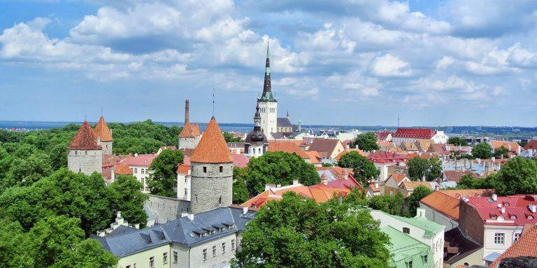 Op ontdekking in de Baltische Staten