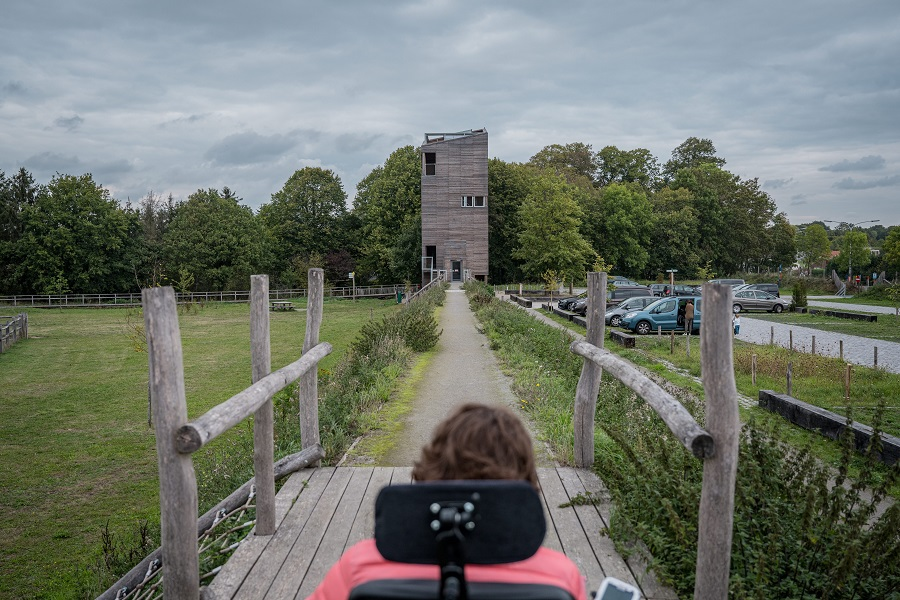 Toegankelijk wandelen Oud-Heverlee