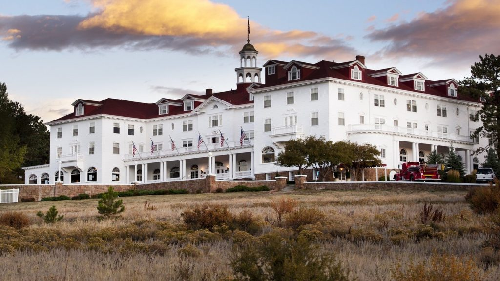 Trois hôtels dignes du film Shining